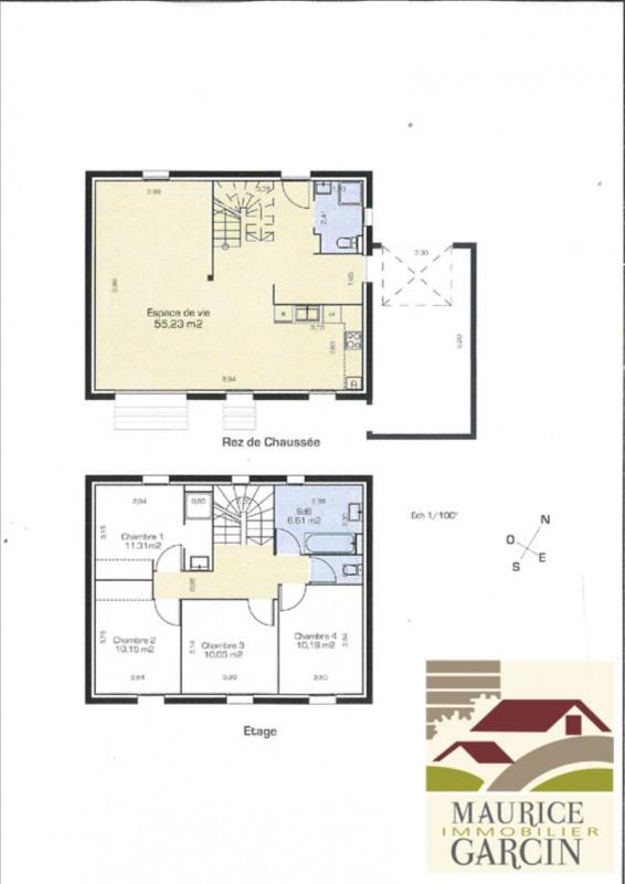 Vente maison / villa Caumont sur durance 269900€ - Photo 3