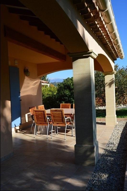 Sale house / villa Malemort du comtat 445000€ - Picture 7