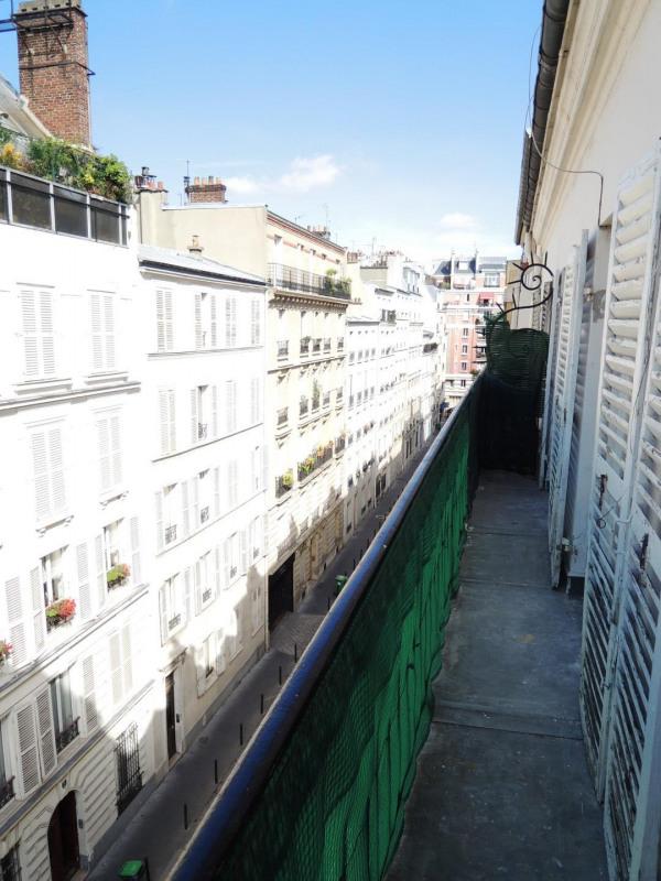 Rental apartment Paris 17ème 1200€ CC - Picture 5