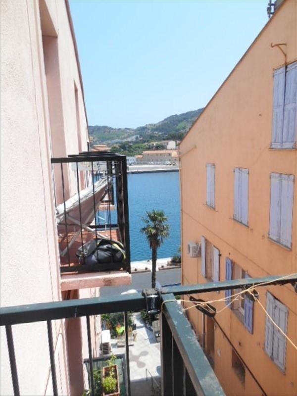 Rental apartment Port vendres 520€ CC - Picture 1
