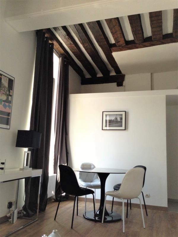 Sale apartment Paris 3ème 399000€ - Picture 4