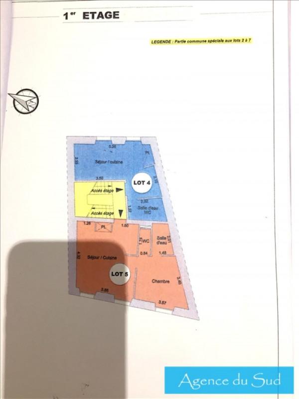 Produit d'investissement immeuble Aubagne 620000€ - Photo 3