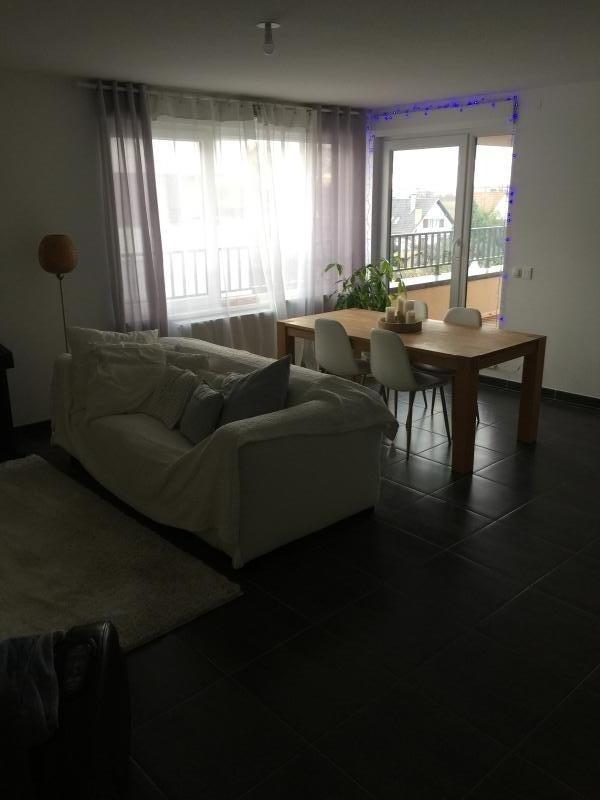 Rental apartment Ostwald 830€ CC - Picture 3