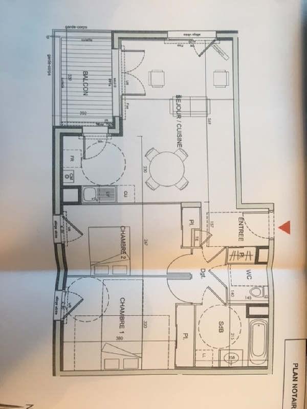Rental apartment Venissieux 758€ CC - Picture 3