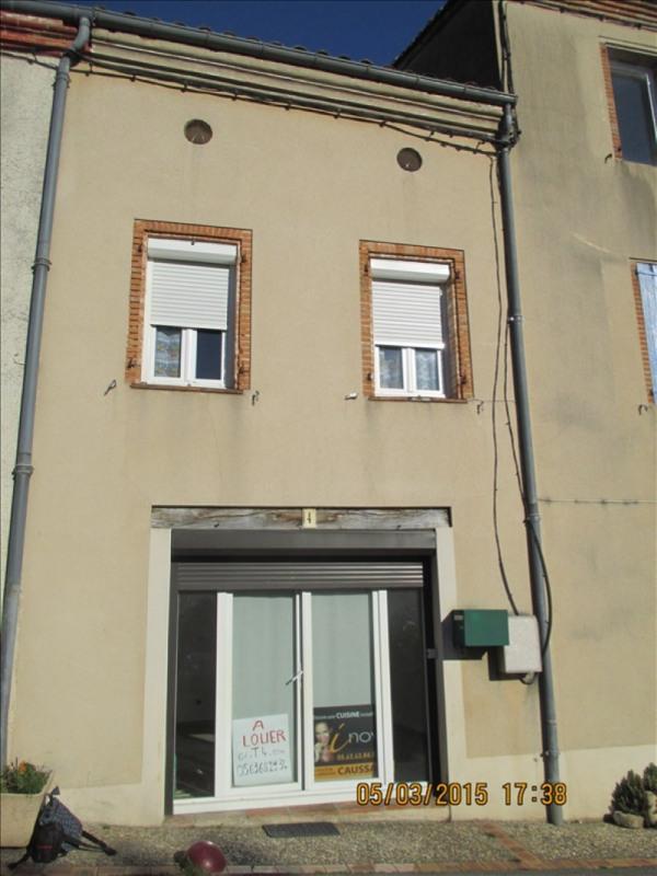 Location maison / villa Monclar de quercy 550€ CC - Photo 1