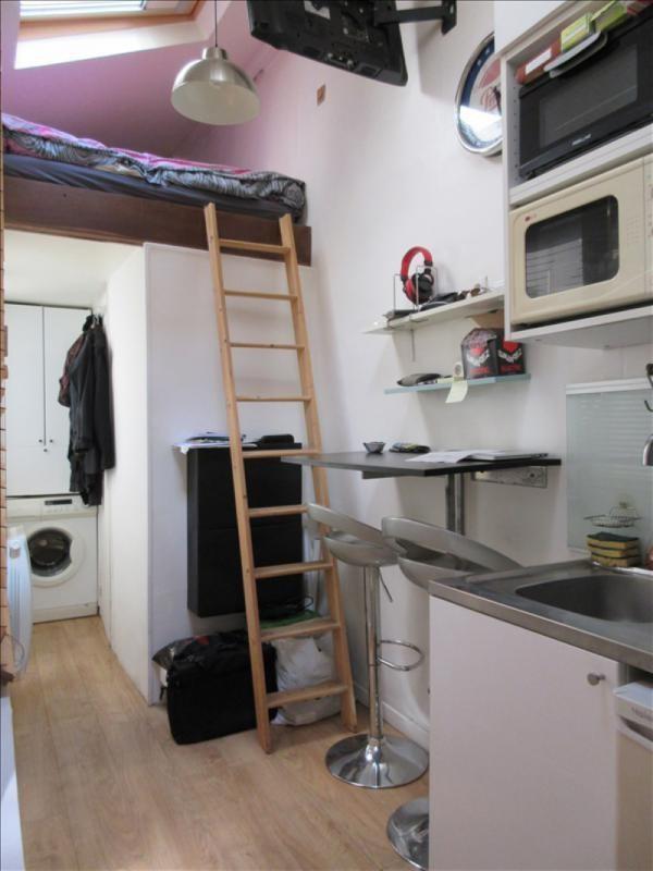Sale apartment Paris 11ème 138000€ - Picture 1