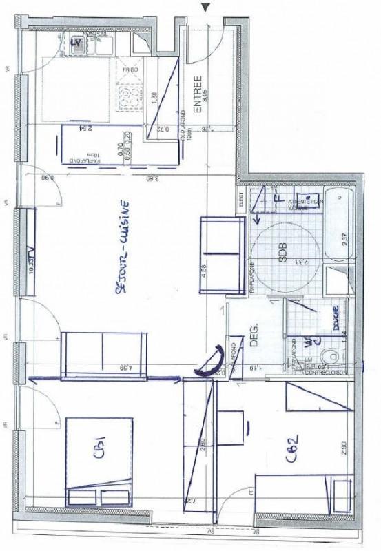 Revenda apartamento Boulogne billancourt 525000€ - Fotografia 8