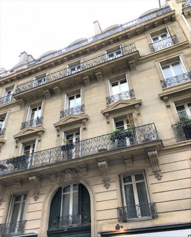 Sale apartment Paris 1er 530 000€ - Picture 1