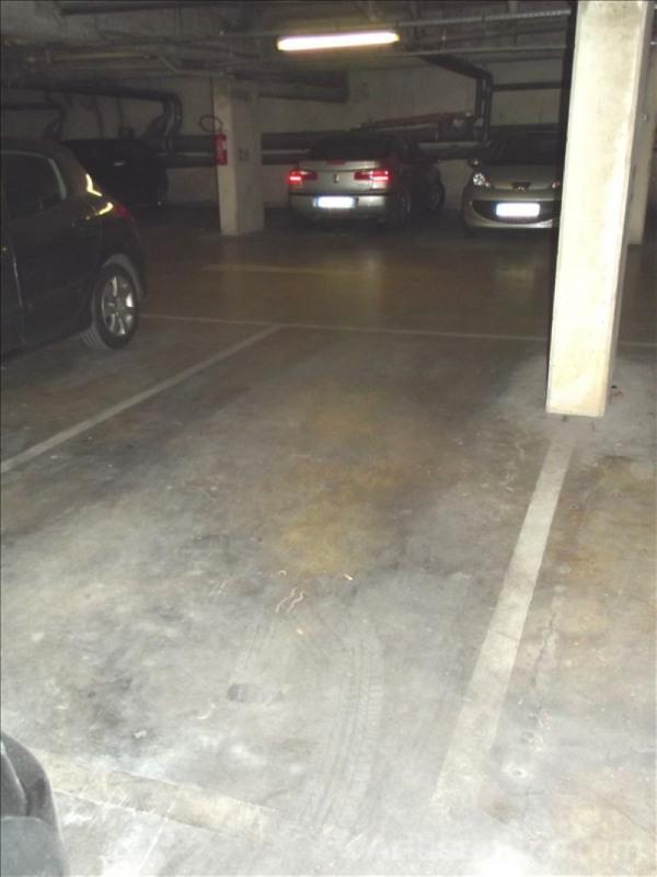 Rental parking spaces Asnieres sur seine 90€ CC - Picture 4