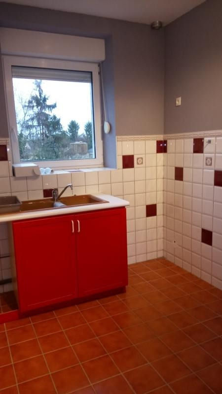 Rental apartment Lutterbach 750€ CC - Picture 5