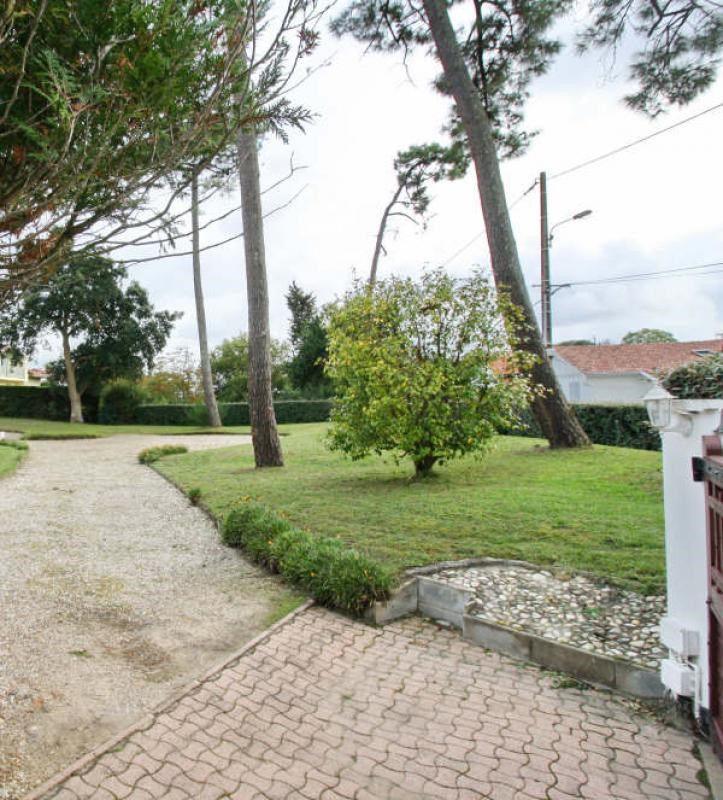 Sale site Anglet 890 400€ - Picture 1