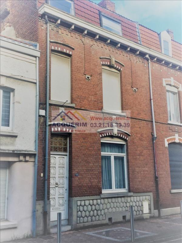 Vente maison / villa Carvin 149500€ - Photo 1