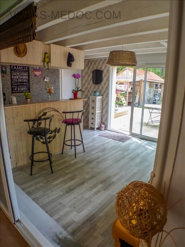 Sale house / villa Grayan et l hopital 258000€ - Picture 7