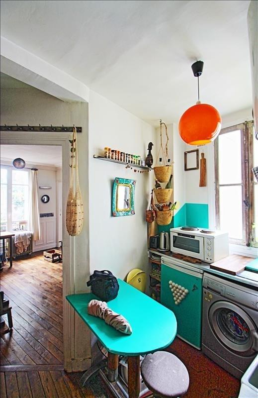 Vente appartement Paris 20ème 318000€ - Photo 3