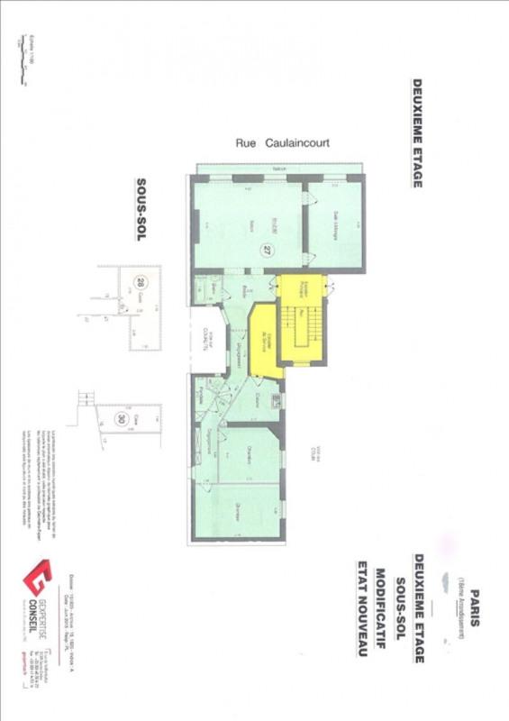 Sale apartment Paris 18ème 999000€ - Picture 5