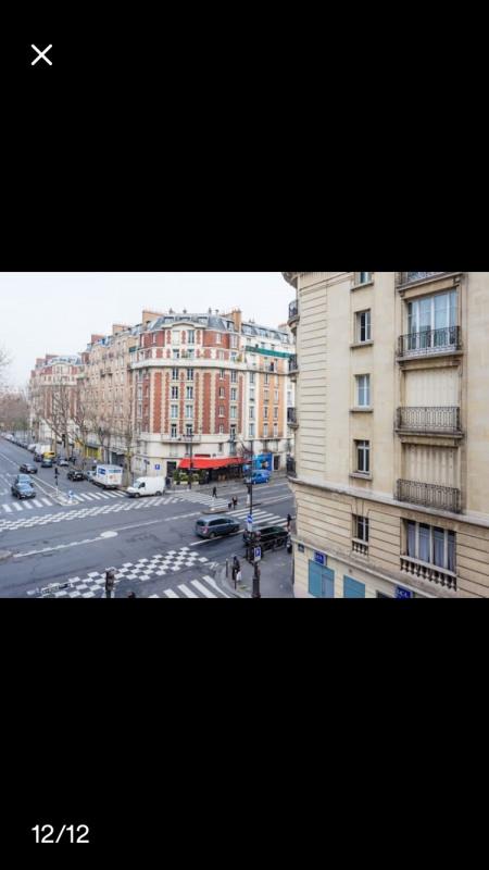Rental apartment Paris 17ème 1100€ CC - Picture 7