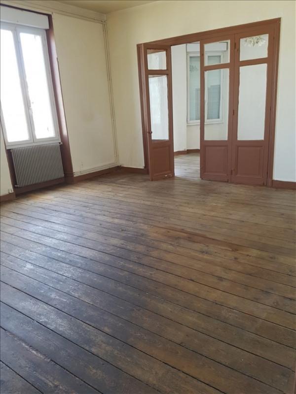 Rental apartment Castelnau de medoc 550€ CC - Picture 1