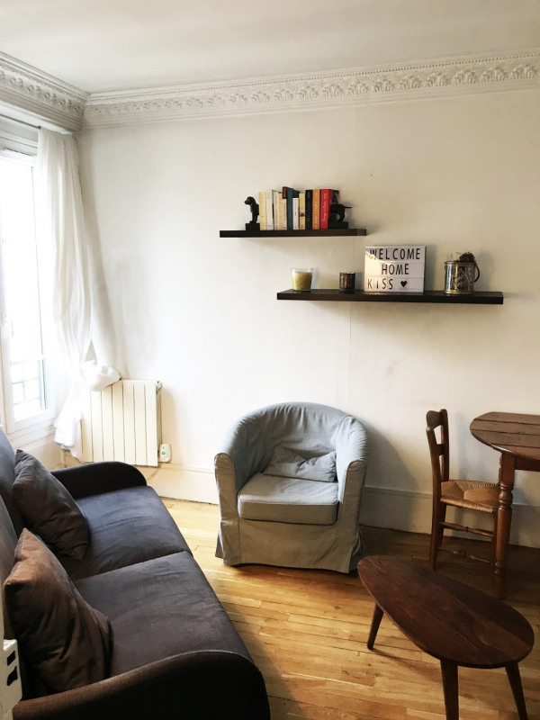 Vente appartement Paris 15ème 309 000€ - Photo 1
