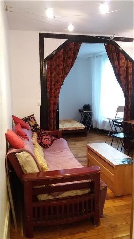 Locação apartamento Paris 17ème 1090€ CC - Fotografia 1