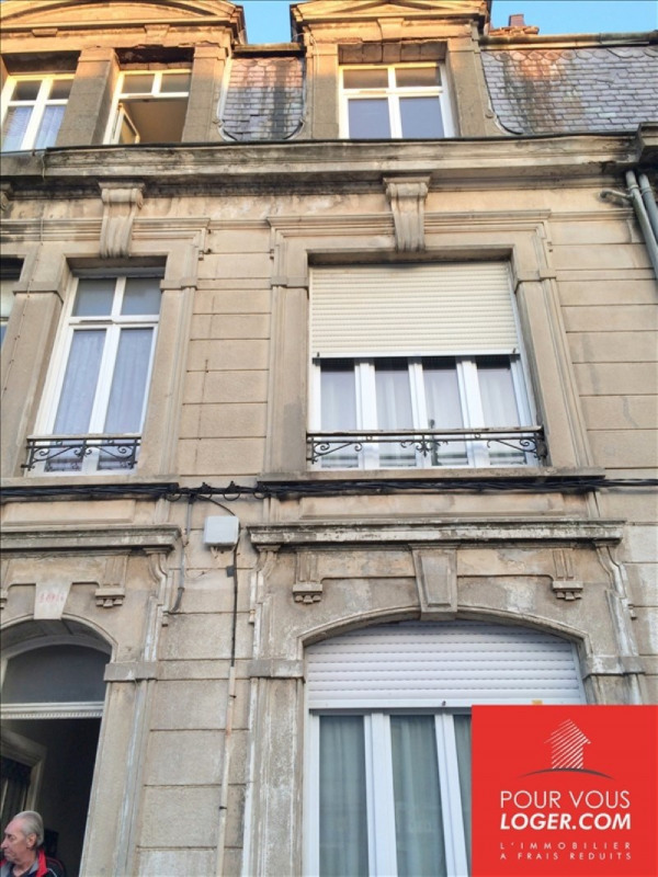 Investment property building Boulogne sur mer 141615€ - Picture 1