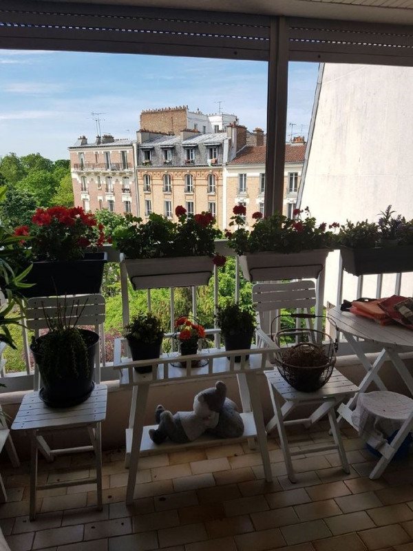 Location appartement Vincennes 960€ CC - Photo 1