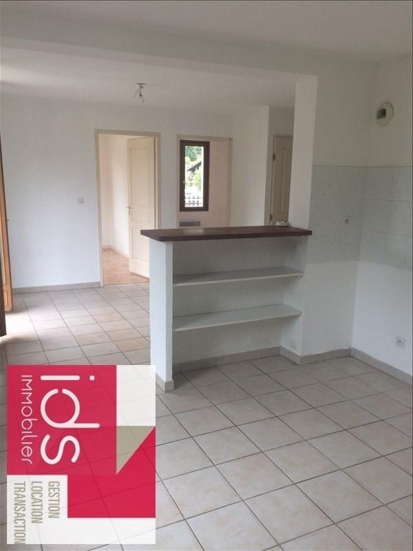 Rental apartment Allevard 597€ CC - Picture 2