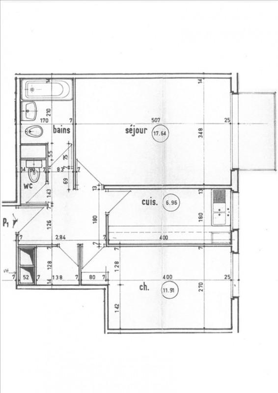 Location appartement Bures sur yvette 901€ CC - Photo 8