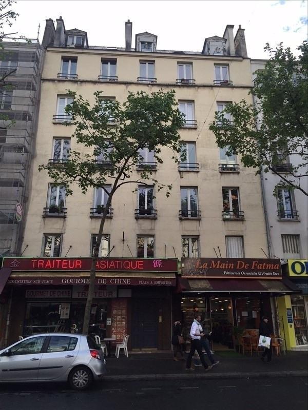 Vente appartement Paris 17ème 322000€ - Photo 1