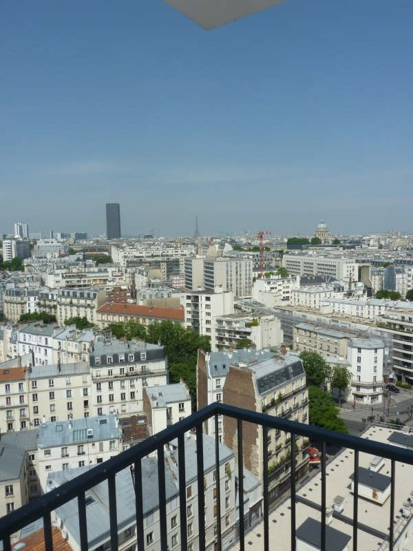 Rental apartment Paris 13ème 3000€ CC - Picture 1