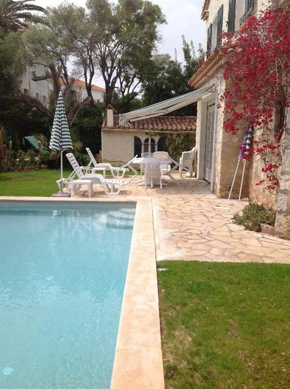 Vacation rental house / villa Cap d'antibes  - Picture 4