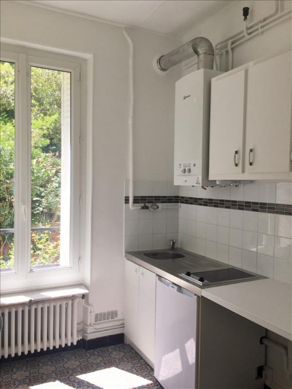Rental apartment Suresnes 880€ CC - Picture 1