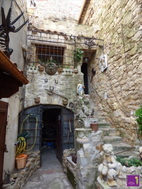 Vente maison / villa Barjac 119000€ - Photo 2