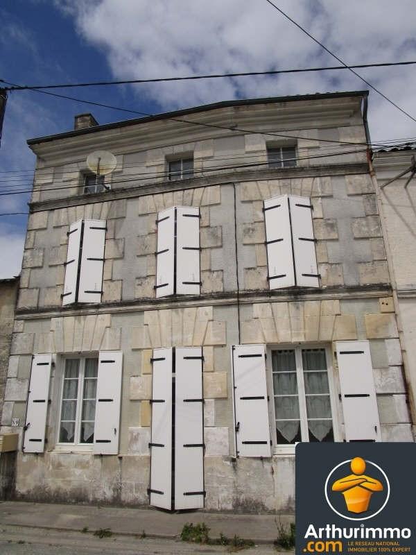 Sale house / villa Matha 80500€ - Picture 1