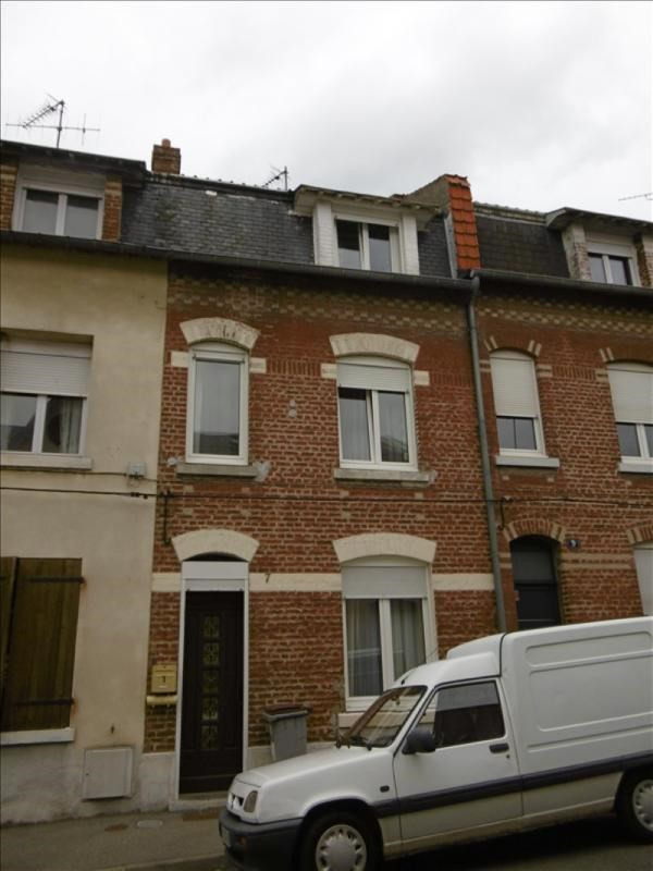 Vente maison / villa St quentin 112500€ - Photo 1