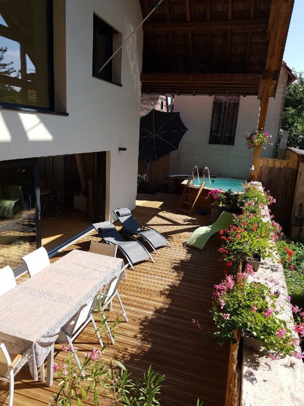 Vendita casa Colmar 515000€ - Fotografia 1