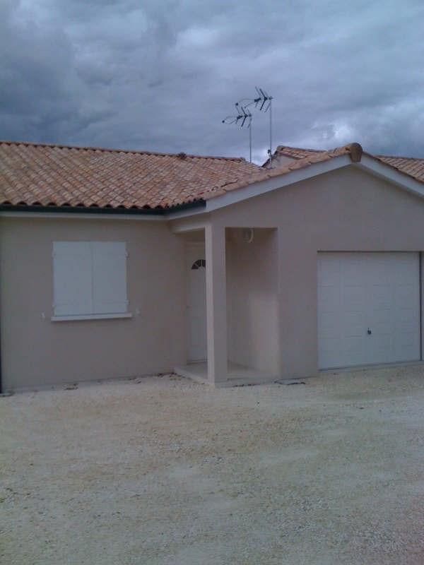 Locação casa Ste terre 650€ CC - Fotografia 1