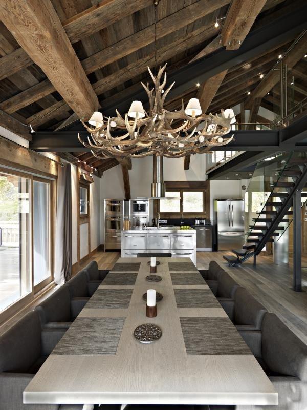 Deluxe sale house / villa Meribel les allues 4500000€ - Picture 3