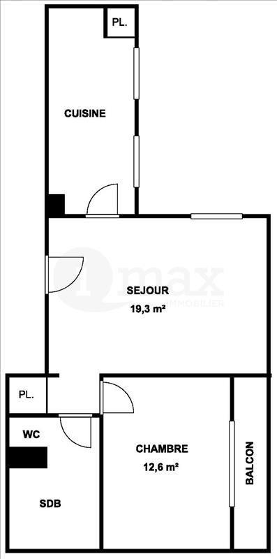 Vente appartement Levallois perret 399000€ - Photo 4