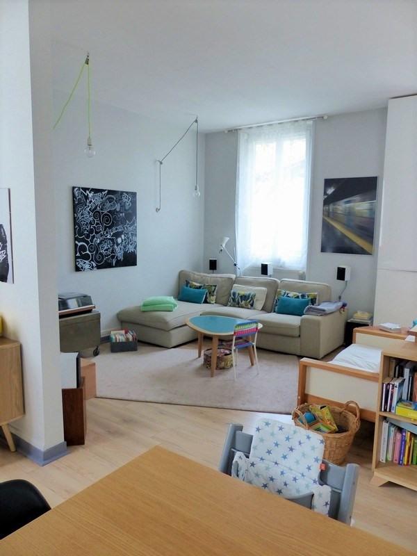 Sale apartment Oullins 252000€ - Picture 2