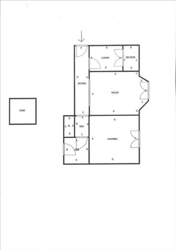 Revenda apartamento Asnieres sur seine 275000€ - Fotografia 2