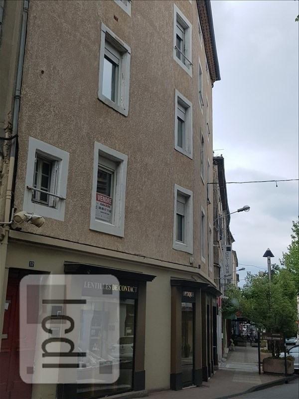 Vente appartement Privas 42500€ - Photo 1