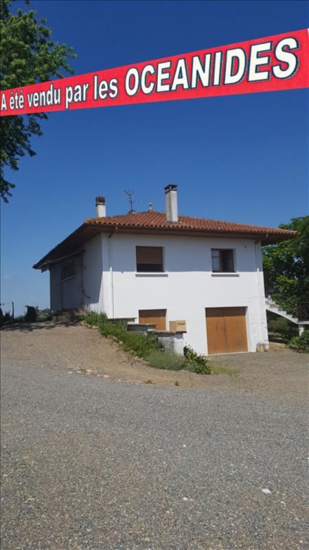 Sale house / villa Labatut 90000€ - Picture 1