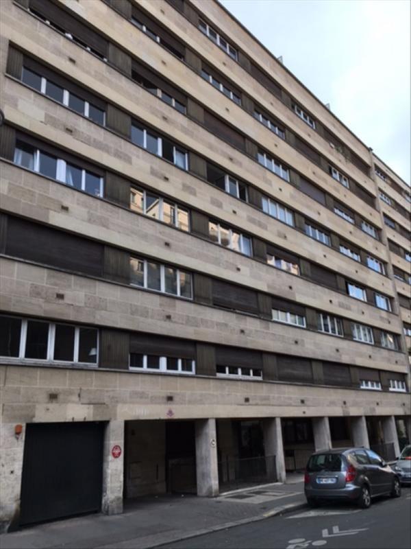 Rental parking spaces Paris 14ème 150€ CC - Picture 1
