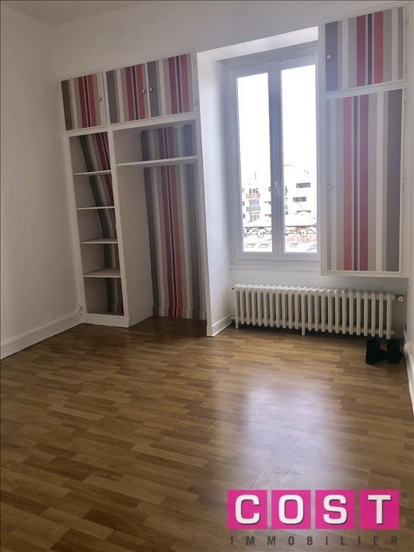 Rental apartment Asnières sur seine 980€ CC - Picture 1