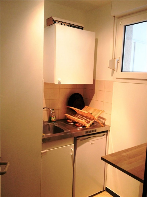 Rental apartment Dijon 428€ CC - Picture 2