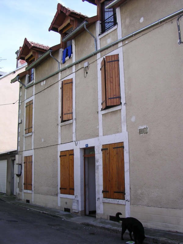 Rental apartment Auxerre 330€ +CH - Picture 1