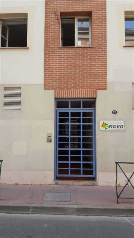 Rental apartment Toulouse 530€ CC - Picture 1