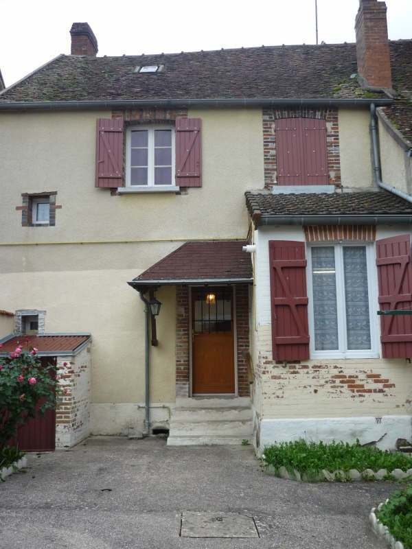 Vente maison / villa Ligny le chatel 108000€ - Photo 1