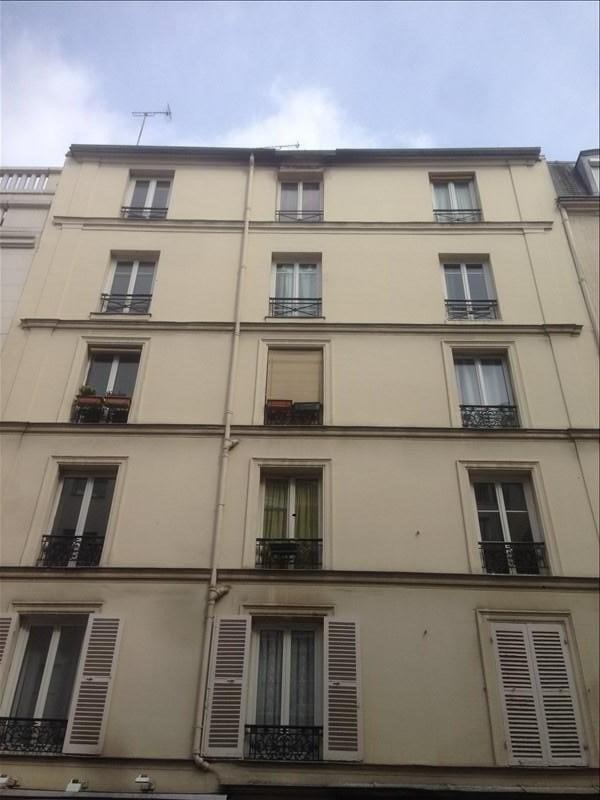 Rental apartment Levallois perret 599€ CC - Picture 1