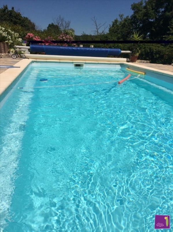 Sale house / villa Uzes 385000€ - Picture 9